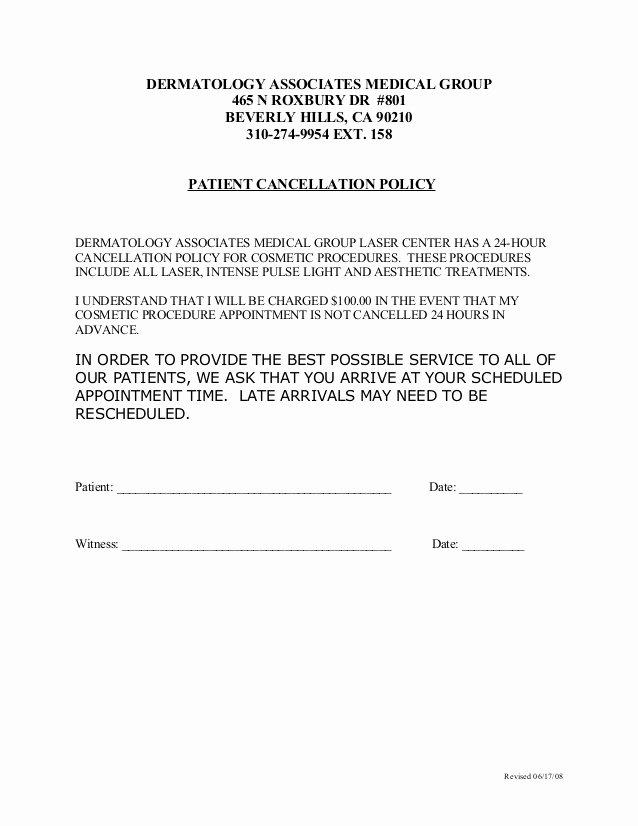 Medical Procedure Consent form Template Unique Consent forms
