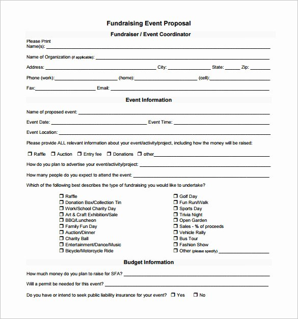 Meeting Rfp Template Best Of 28 event Proposal Templates Pdf Doc