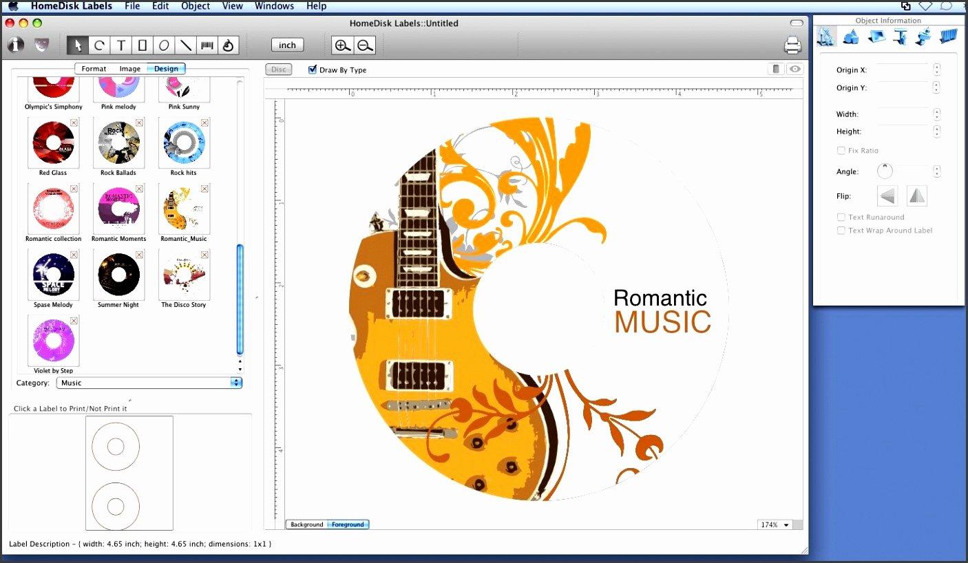 Memorex Cd Labelmaker Template Awesome 6 Memorex Cd Label Template Mac Sampletemplatess