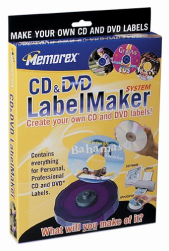 Memorex Cd Labelmaker Template Lovely Memorex Cd Dvd Pact Labelmaker System Discontinued by