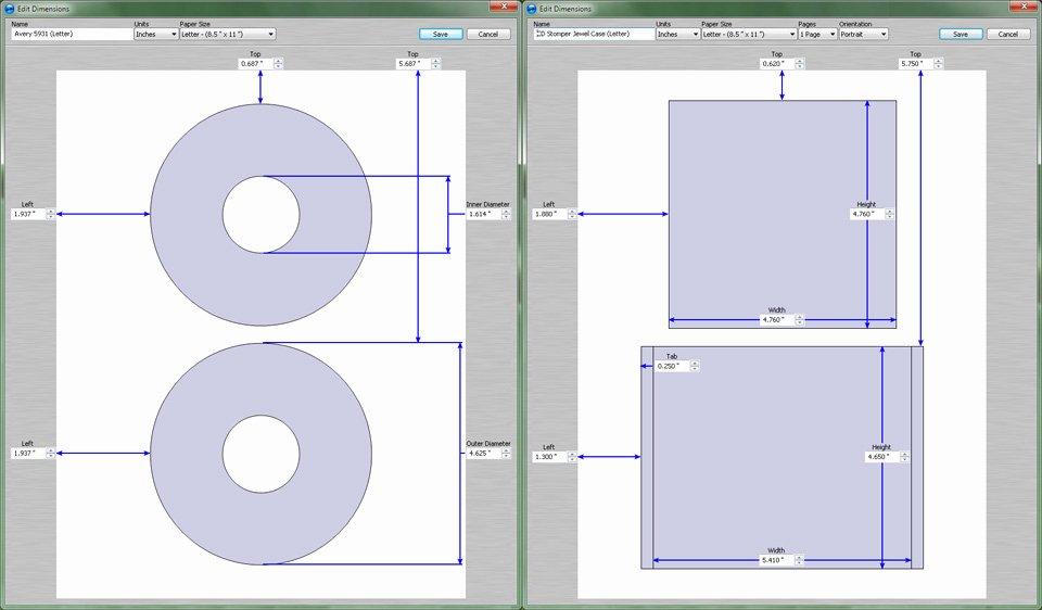 Memorex Cd Labelmaker Template New Cd Jewel Case Programs Bittorrenttrading