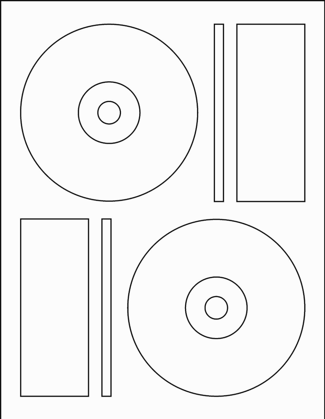 Memorex Cd Labels Template Word Elegant 15 Easy Ways to Facilitate