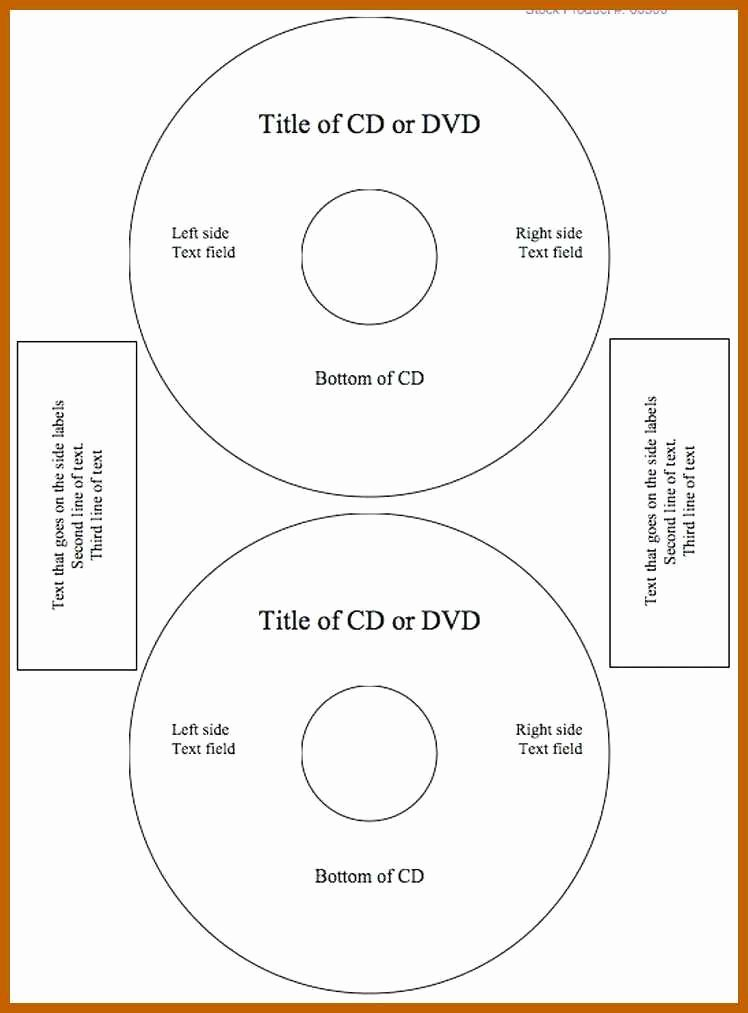 Memorex Cd Labels Template Word Lovely 8 9 Free Cd Label Template