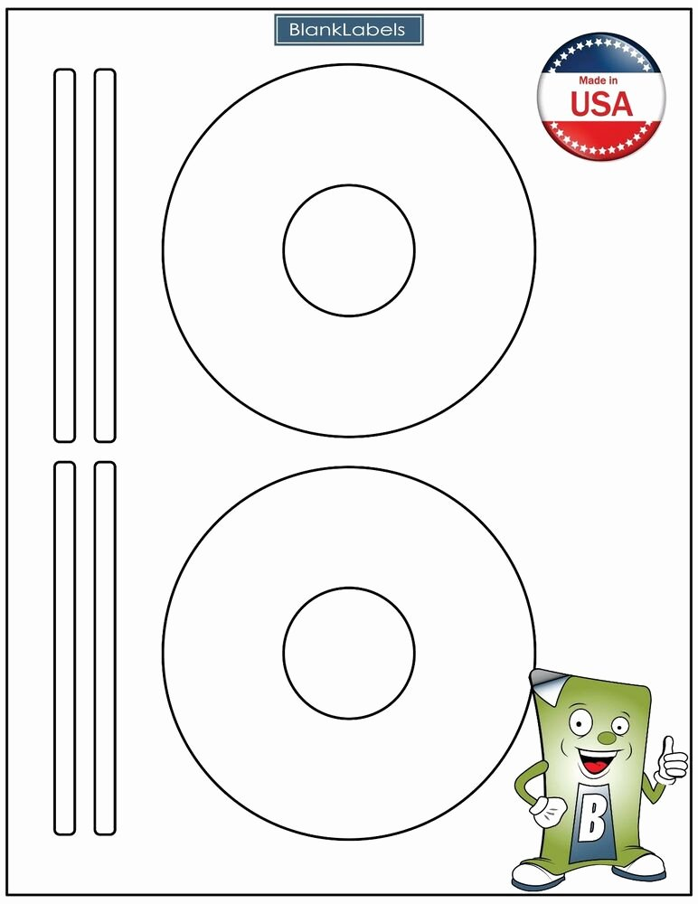 Memorex Cd Labels Template Word Luxury 300 Cd Dvd Laser and Ink Jet Labels Patible to 5584