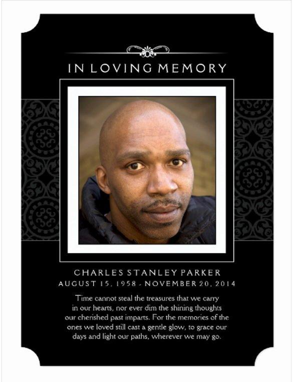 Memorial Cards Template Beautiful 28 Funeral Invitation Templates Psd Ai