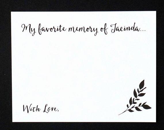 Memorial Cards Template Free Beautiful Funeral Card Template