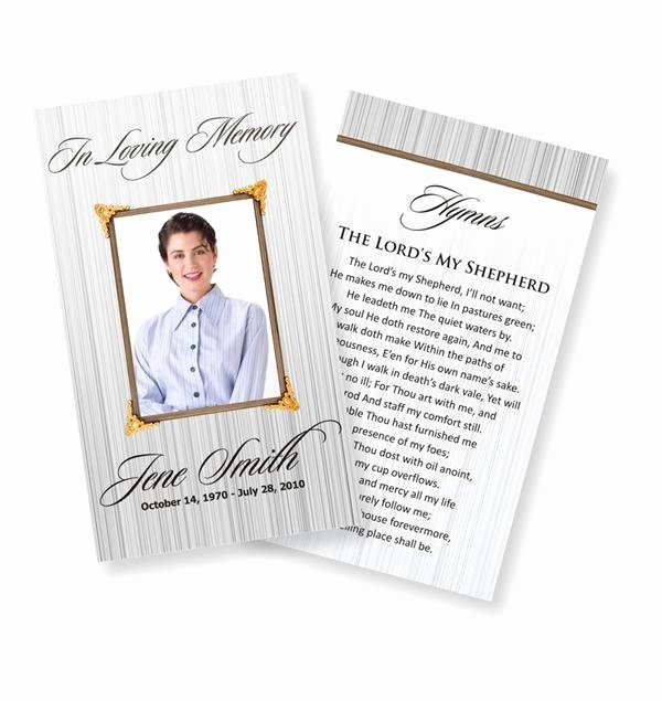 Memorial Cards Template Inspirational Tranquility Clipart Catholic Funeral Pencil and In Color