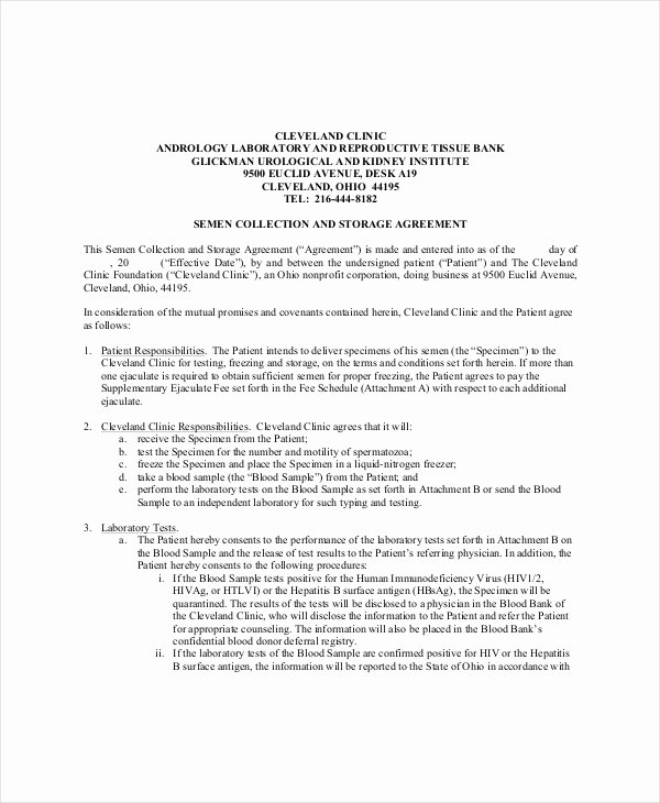 Mental Health Confidentiality Agreement Template Lovely Patient Confidentiality Agreement – 10 Free Word Pdf
