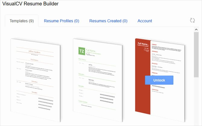 Menu Template Google Docs Best Of 6 Google Docs Resume Templates for All Styles and Preferences
