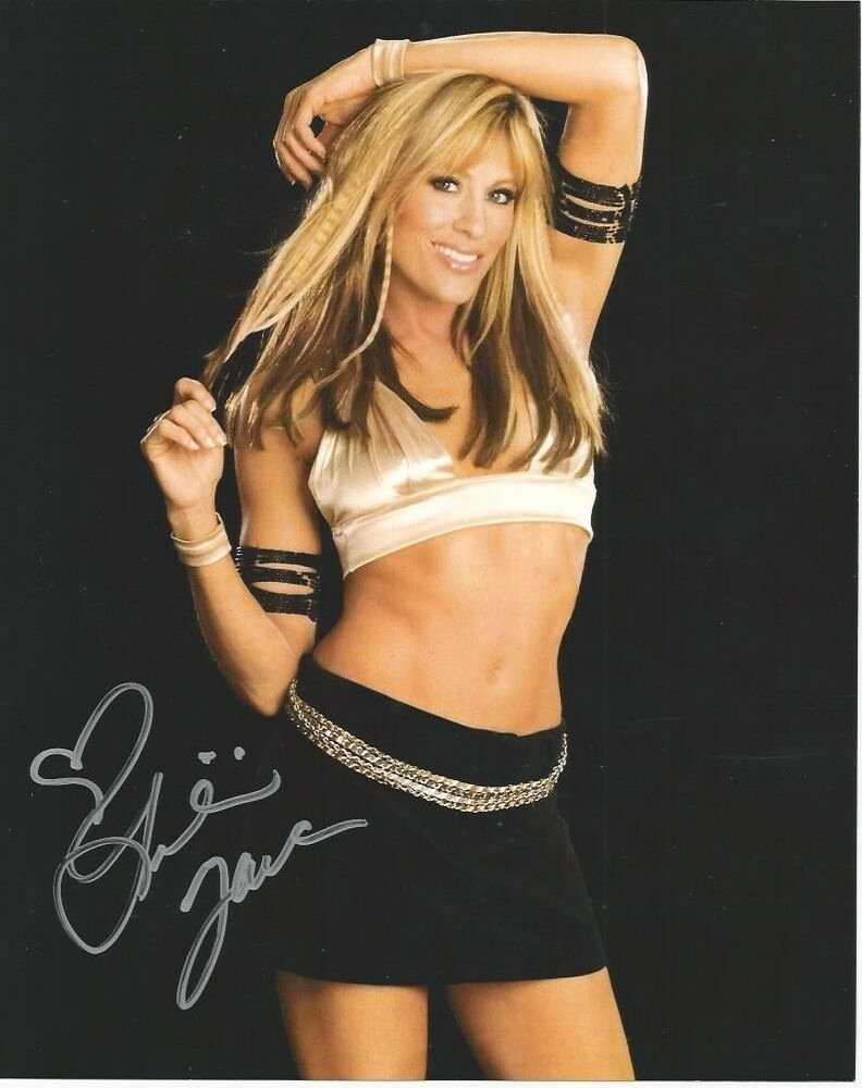 Message to Garcia Cliff Notes Best Of Lilian Garcia Wwe Signed Photo