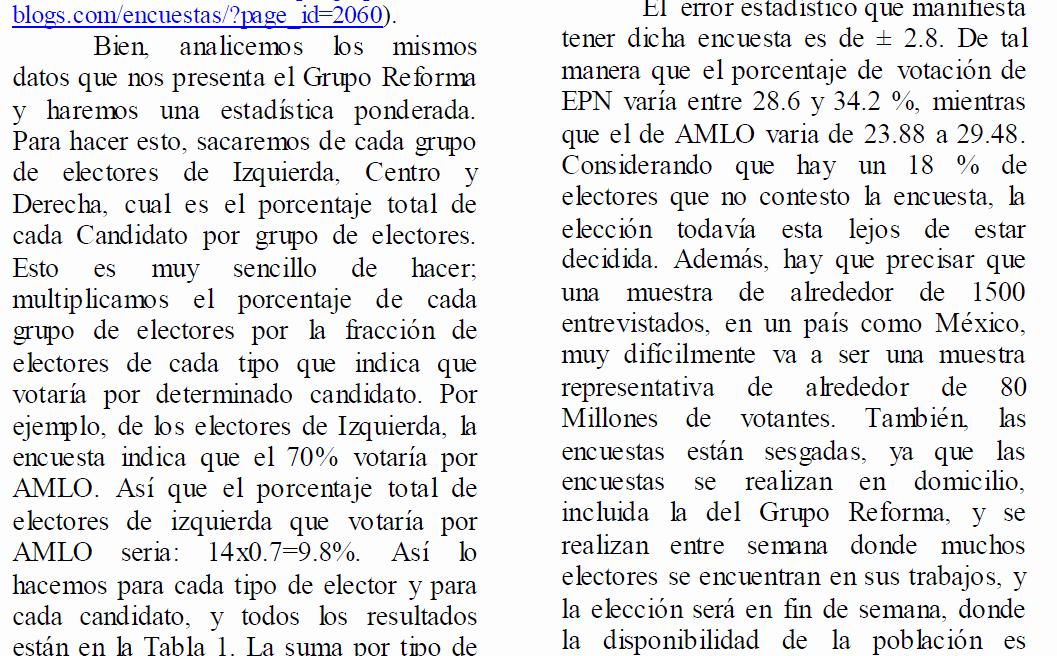 """Message to Garcia Pdf Luxury Colloqui Artculo """"la Encuesta De Reforma Está Equivocada"""