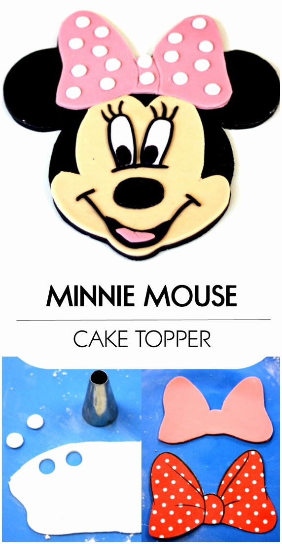 Mickey Mouse Cake Template Free Beautiful 6 Minnie Mouse Cake Template Veuwy