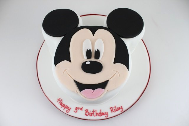 Mickey Mouse Cake Template Free Inspirational Children S Birthday the Fairy Cakery Cake Decoration