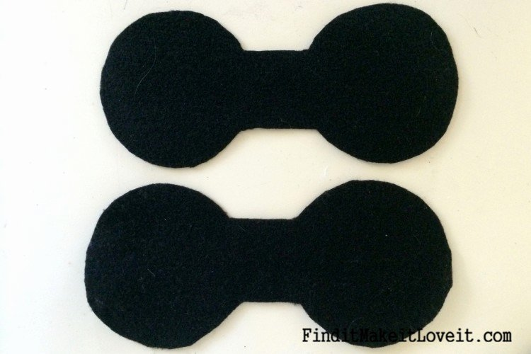 Mickey Mouse Cut Out Ears Elegant Diy Mickey or Minnie Mouse Ears Find It Make It Love It