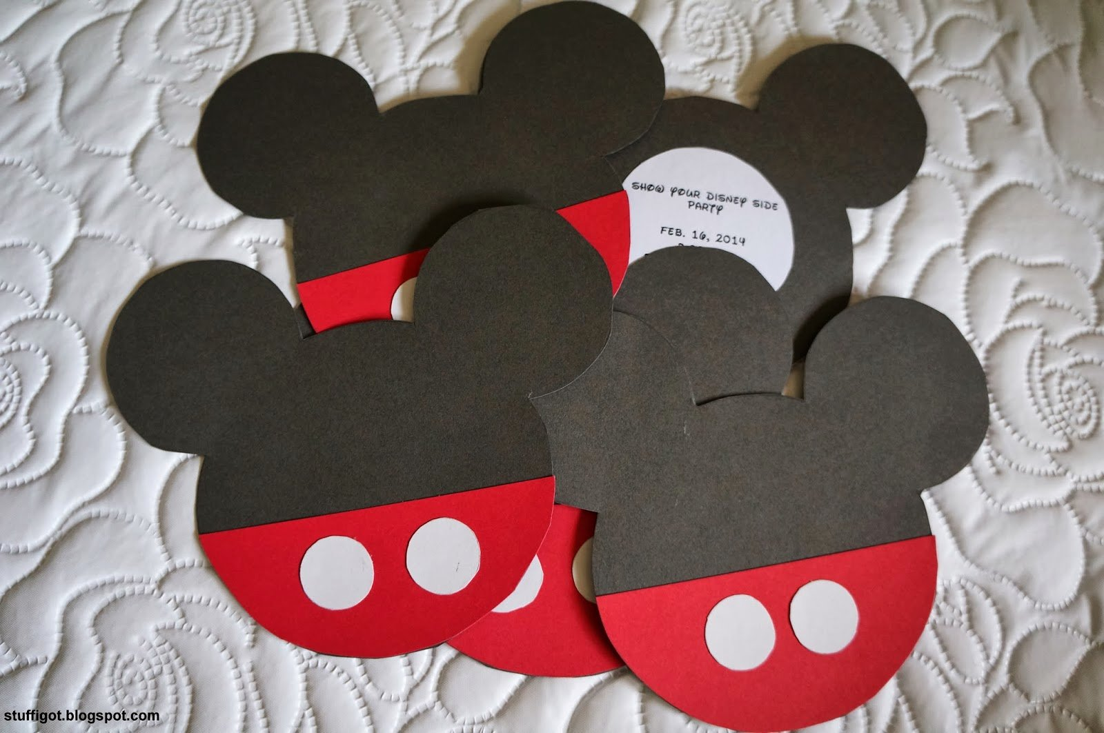 Mickey Mouse Head Cutout Template Elegant Crafty and Wanderfull Life Our Disneyside Home