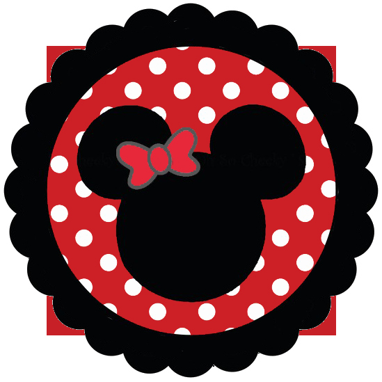Mickey Mouse Head Printable Cutouts New Minnie Mouse Head Cutouts Clipart Best