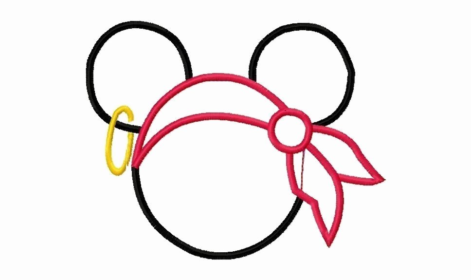 Mickey Mouse Head Template Best Of someday Crafts Bud Friendly Disney Shirts and Mickey
