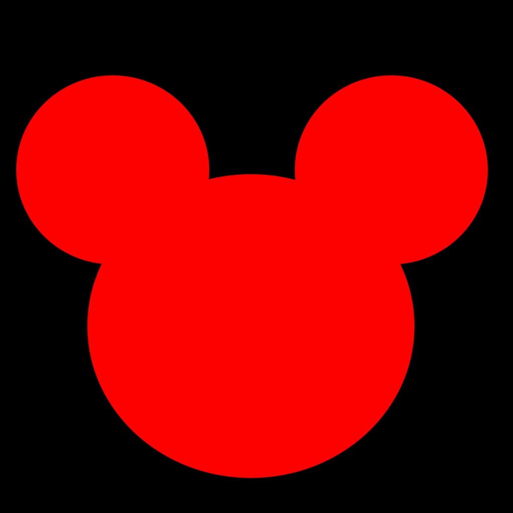 Mickey Mouse Head Template Printable Beautiful Free Mickey Mouse Template Download Free Clip Art Free