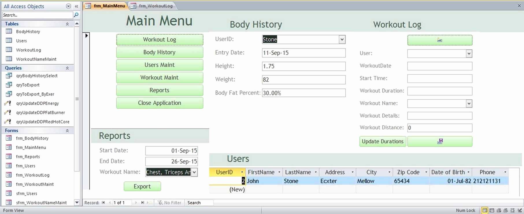 Microsoft Access Templates New Microsoft Access Family Tree Genealogy History Templates