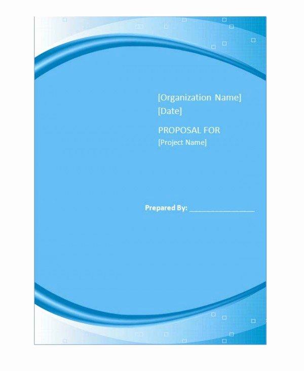 Microsoft Office Proposal Template Beautiful Proposal Template