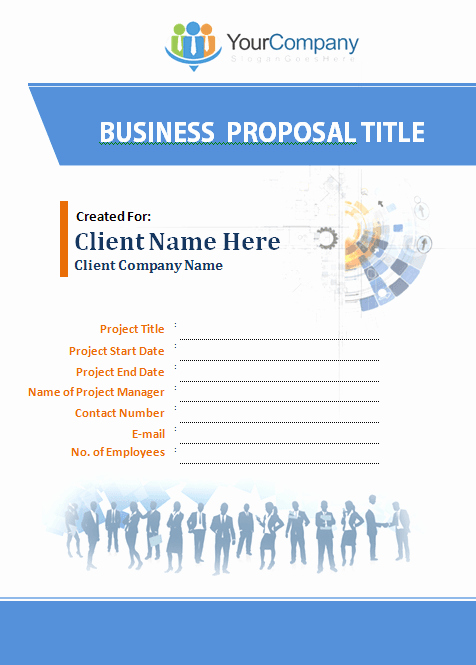 Microsoft Office Proposal Template New Business Proposal Template