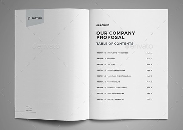 Microsoft Proposal Template Beautiful 31 Proposal Templates Doc Pdf