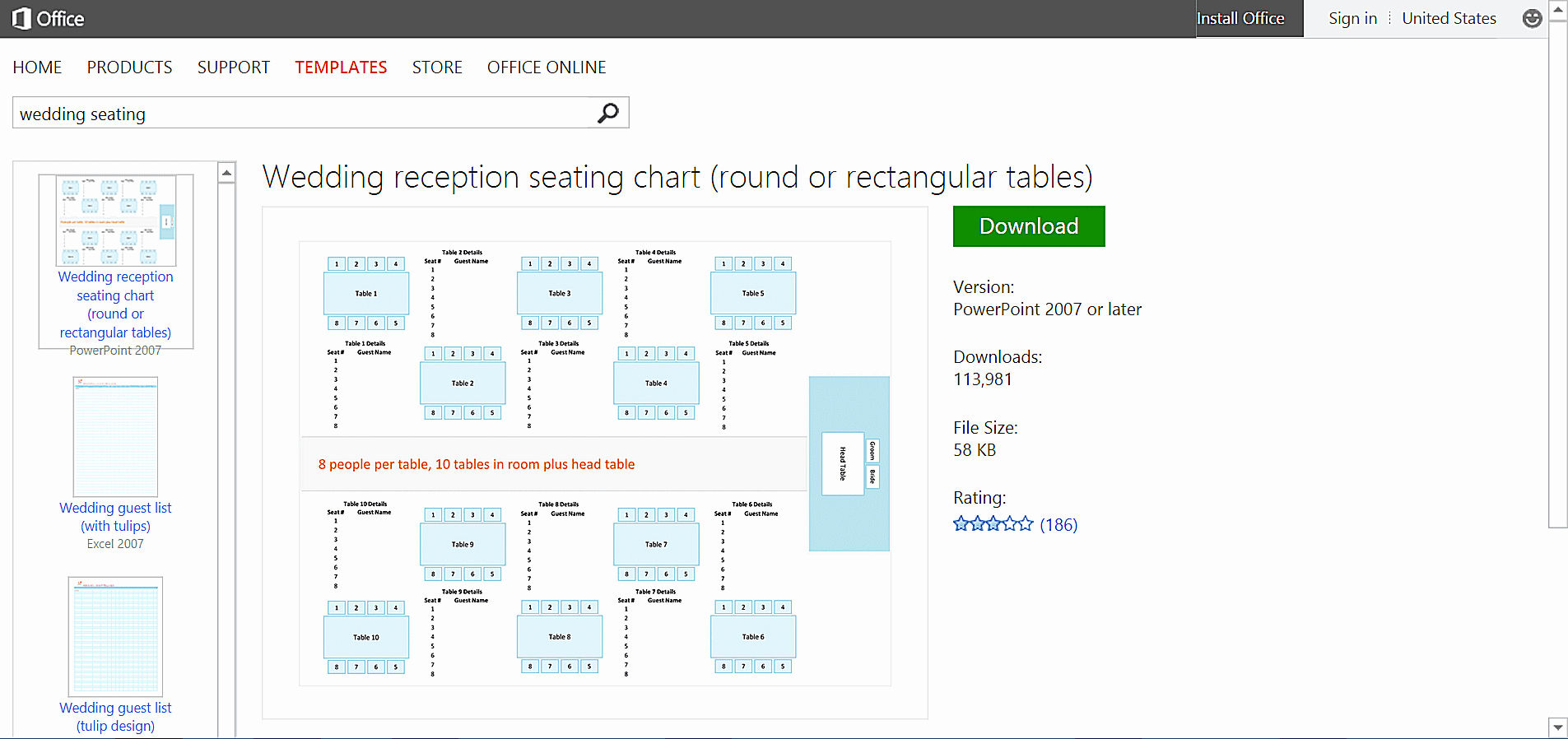 Microsoft Seating Chart Template Unique Make Wedding Planning Easier Using Microsoft Fice