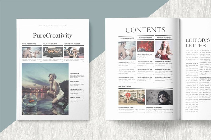 Microsoft Word Magazine Templates Inspirational 20 Indesign Tutorials for Magazine and Layout Design