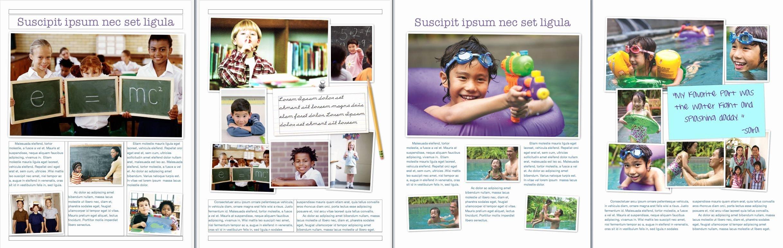 Microsoft Word Magazine Templates Lovely Publisher Magazine Layout Templates