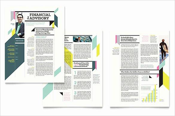 Microsoft Word Magazine Templates Luxury 27 Microsoft Newsletter Templates Doc Pdf Psd Ai