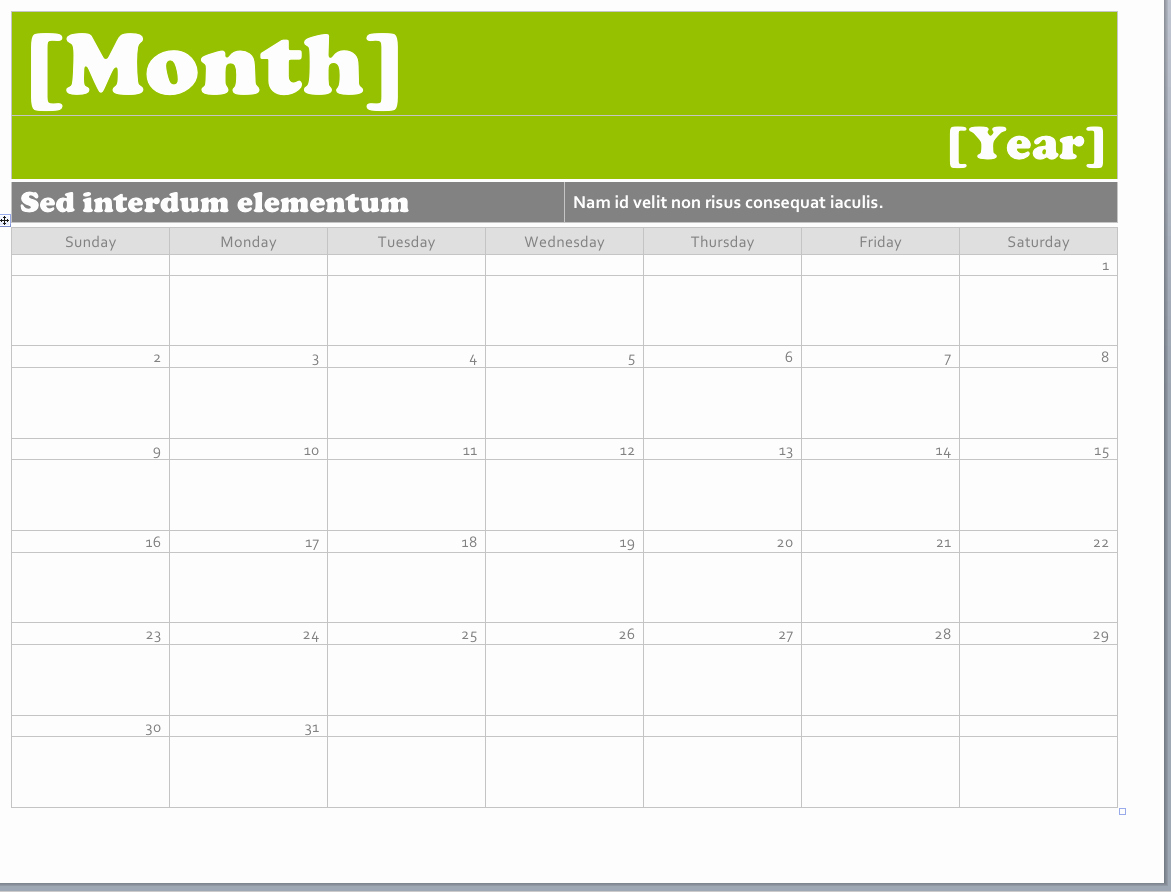 Microsoft Word Weekly Calendar Template Awesome Microsoft Word Templates – En Francais Classe
