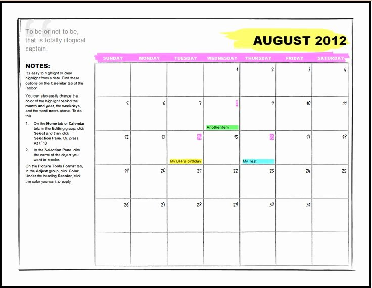 Microsoft Word Weekly Calendar Template Best Of Best 25 Fice Calendar Ideas On Pinterest