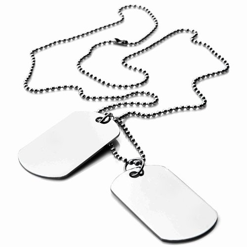 Military Dog Tags Drawing Best Of Military Dog Tags – Not Just for Military Personnel