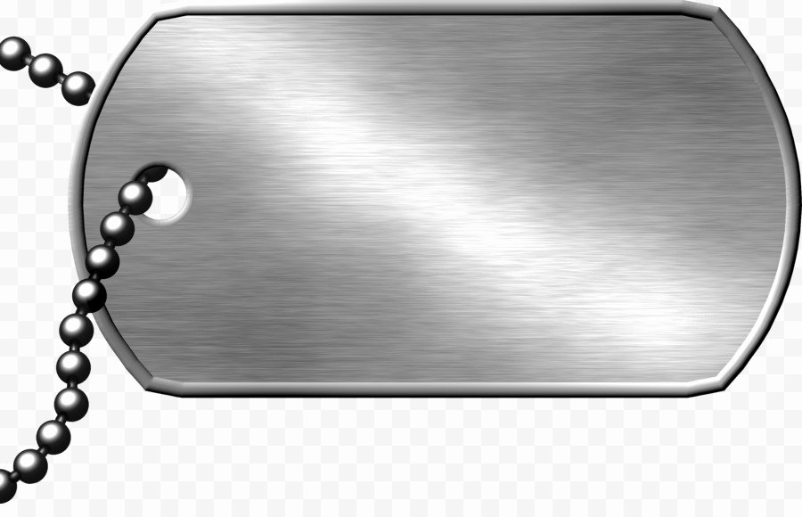 Military Dog Tags Drawing Luxury Dog Tag Military Army Clip Art Blank Tag Png Transparent