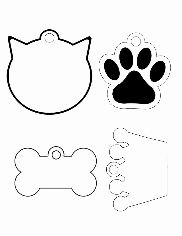 Military Dog Tags Drawing Luxury Military Dog Tag Drawing at Getdrawings