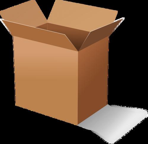 Milk Carton Missing Generator Elegant Vector Graphics Of Open Carton Box