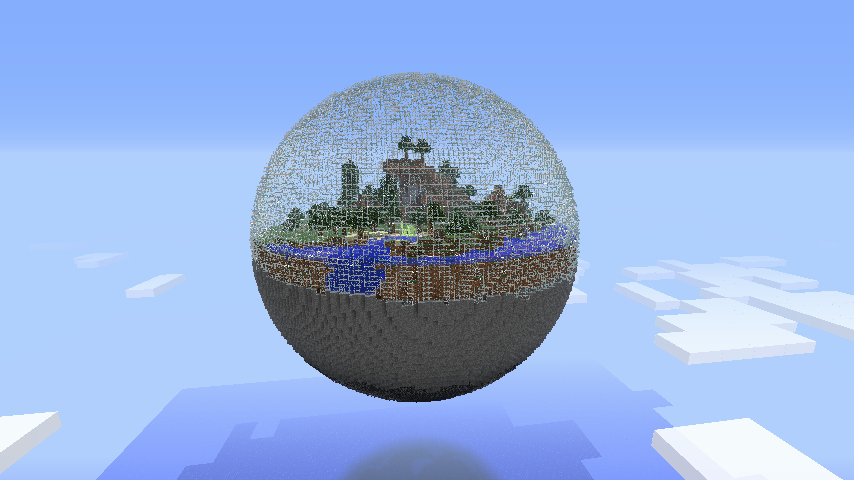Minecraft Circle Templates Beautiful Announcing the Sphere Building Contest