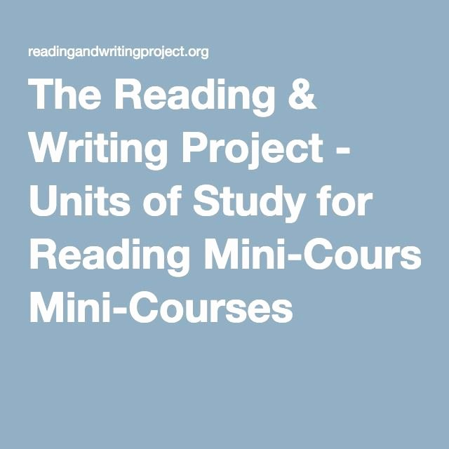 Mini Lesson Template Lucy Calkins Fresh Lucy Calkins Videos for Units Of Study for Reading Mini