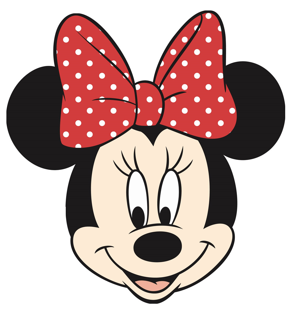 Minnie Mouse Bow Template Printable Inspirational Minnie Mouse Head Cut Out Clipart Best
