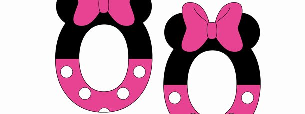 Minnie Mouse Cut Out Template Fresh More Printable Treats — Page 567
