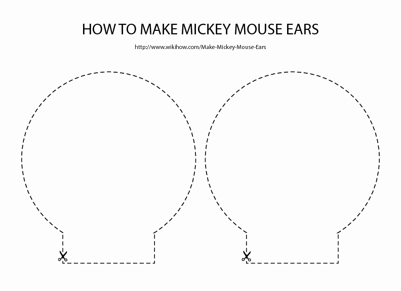 Minnie Mouse Ears Outline Awesome Free Mickey Ears Download Free Clip Art Free Clip Art On
