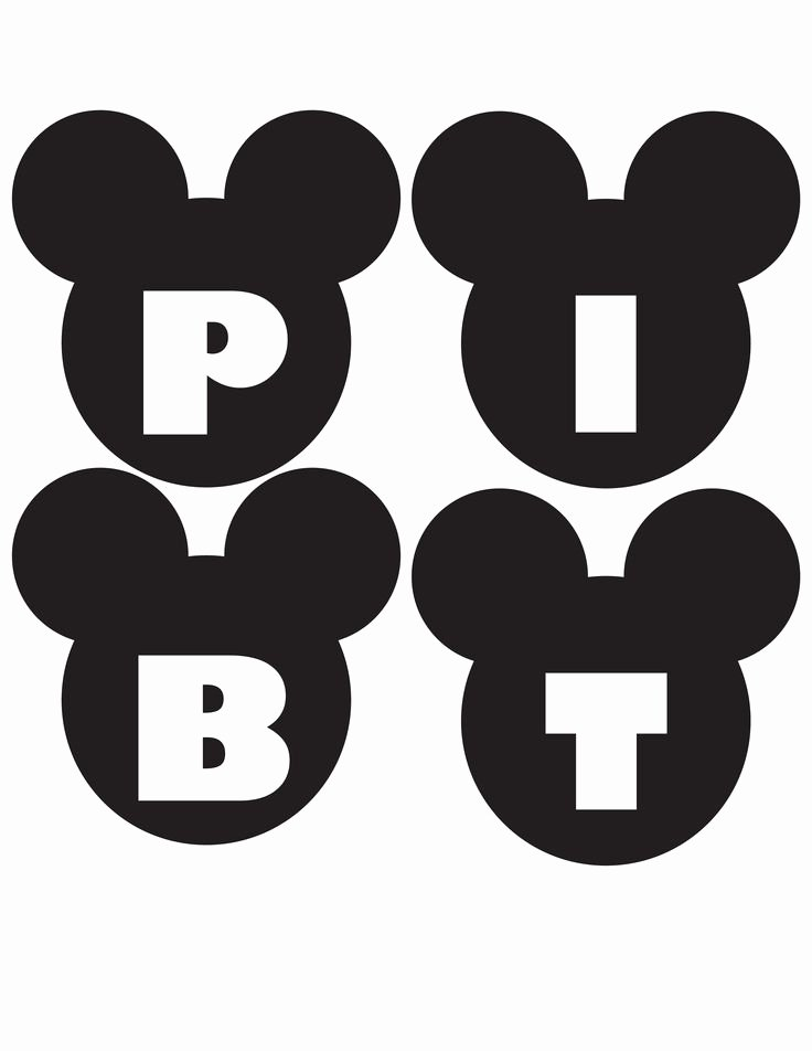 Minnie Mouse Ears Outline Luxury Free Printable Mickey Mouse Ears Template Download Free