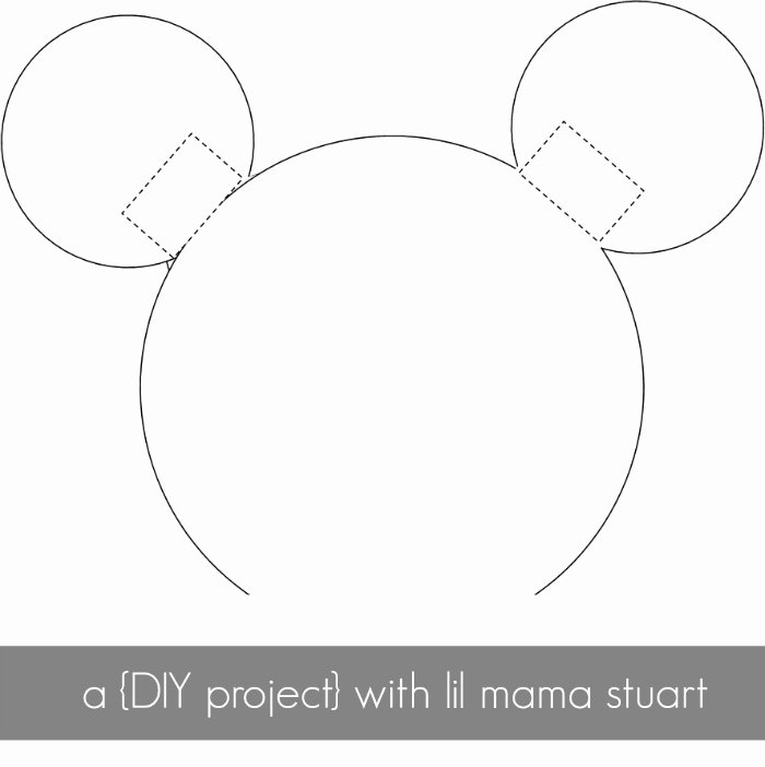 Minnie Mouse Ears Template Printable Fresh Free Minnie Mouse Bow Template Download Free Clip Art
