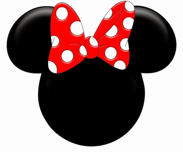 Minnie Mouse Head Silhouette Printable New Best 25 Minnie Mouse Silhouette Ideas On Pinterest