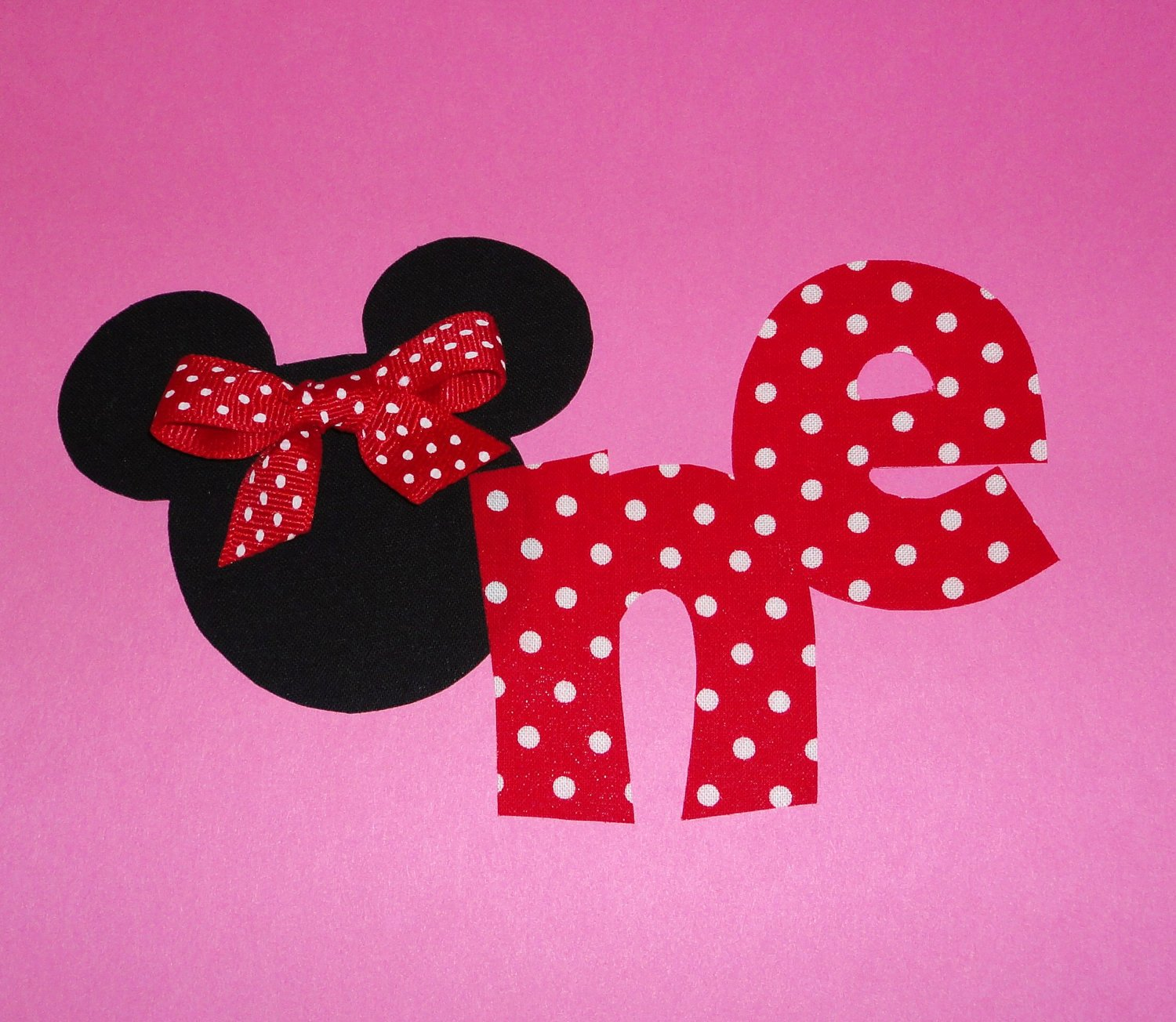 Minnie Mouse Template Head Beautiful Fabric Applique Template Pattern Ly Mickey Minnie by Etsykim