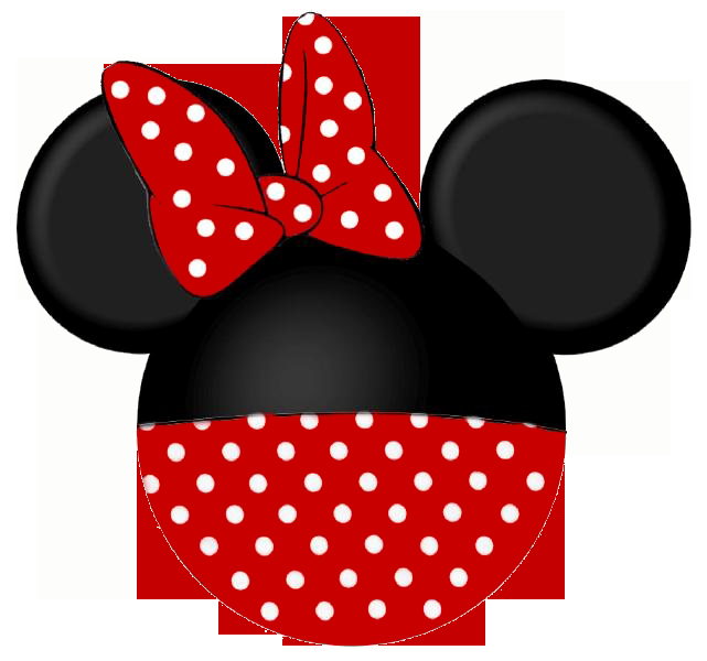 Minnie Mouse Template Head Beautiful Minnie Mouse 1st Birthday Clip Art