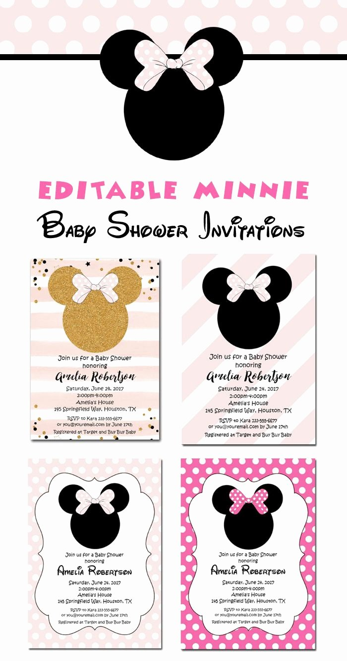 Minnie Mouse Template Pdf Beautiful 37 Best Minnie Mouse Printables Images On Pinterest