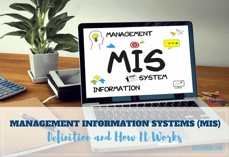 Mis Job Description Unique Management Information Systems Mis Definition and How