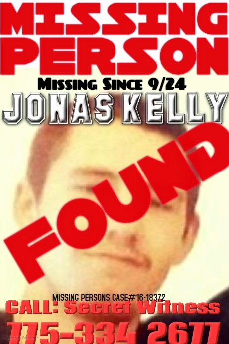 Missing Person Flyer Template Awesome Missing Person Template