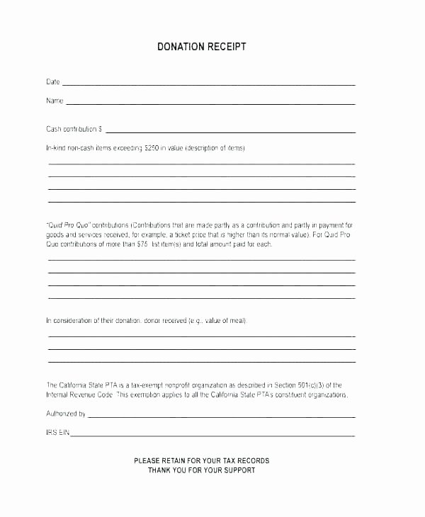 Missing Receipt form Template Best Of July 2018 – Tkub